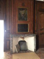 presbytère a rénover cheminée boiserie caves voûtées